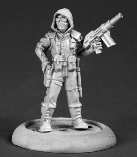 50299 Post apocalyptic hunter (e Bob Ridolfi)