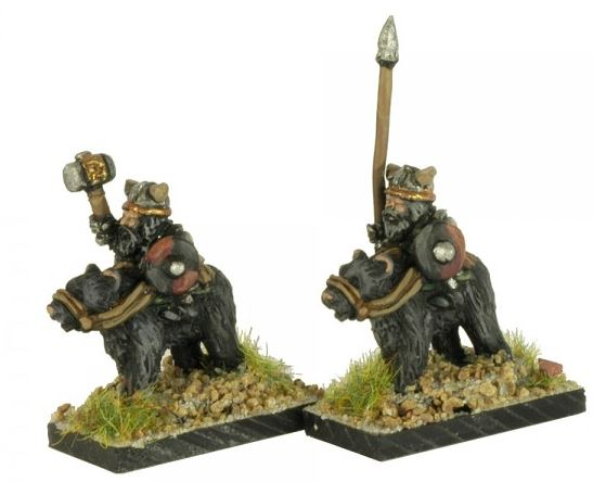 Magister Militum Enanos en oso