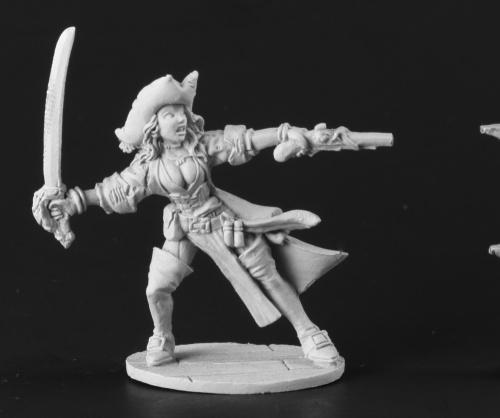 03666 Elizabeth, female pirate captain (e Patrick Keith)