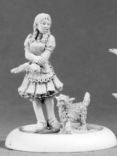 50314 Wild West Wizard of Oz Dorothy (e Julie Guthrie)