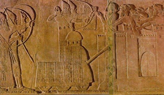 Asedio asirio