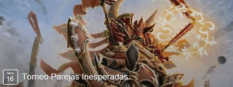 Infernal Forge torneo 16
