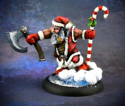 01552 Santa Dwarf (e Jason Wiebe, p Michael Proctor)