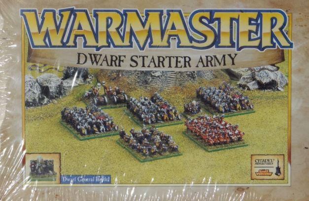 Warmaster caja enanos USA