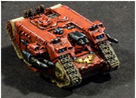 epic - minis - land raider