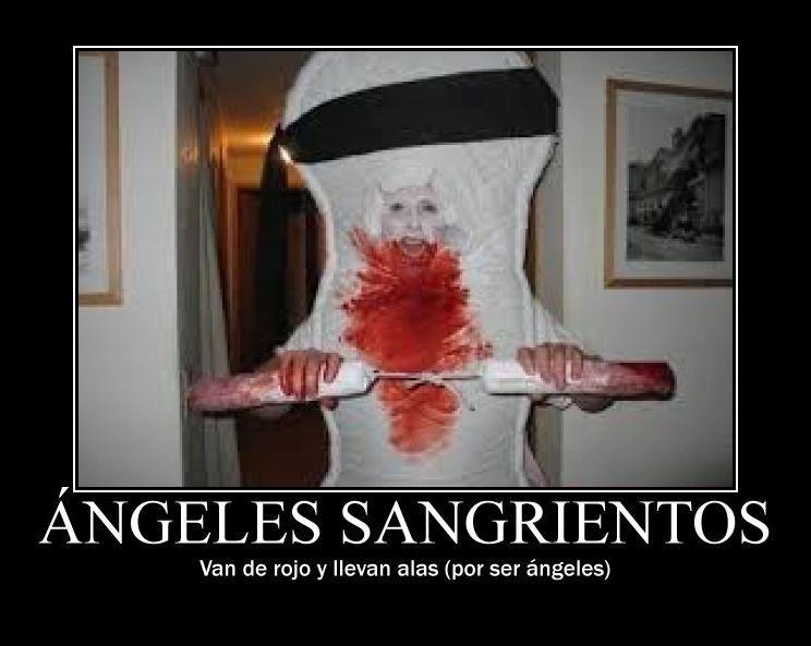 motivacional angeles sangrientos