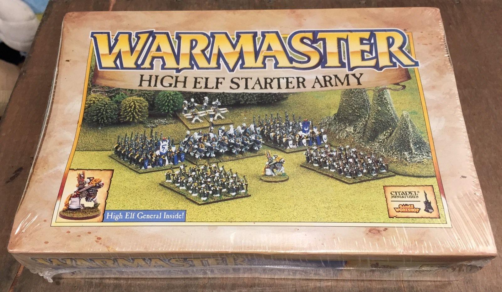 warmaster caja altos elfos usa
