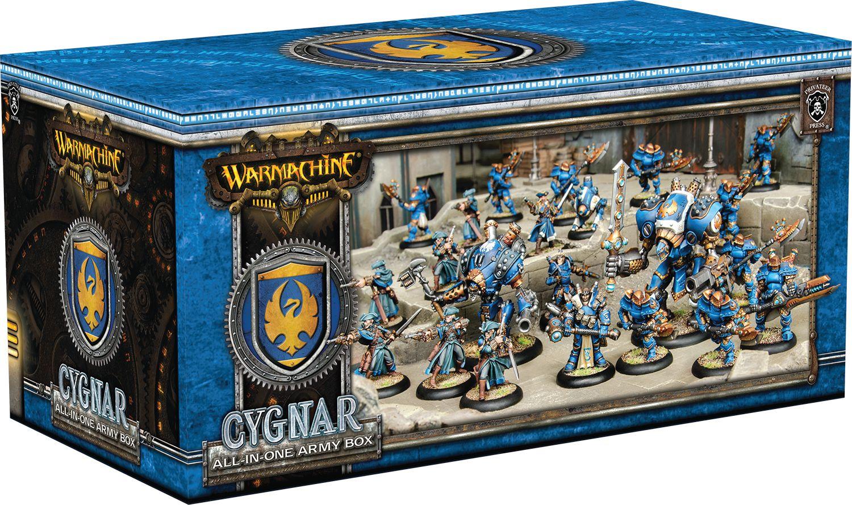 All In One Cygnar