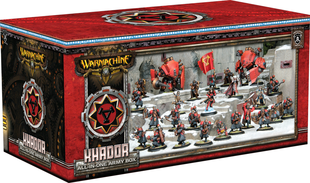 All In One Khador