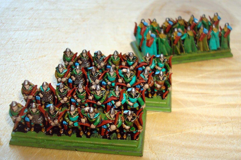 BOFA Elfos arqueros
