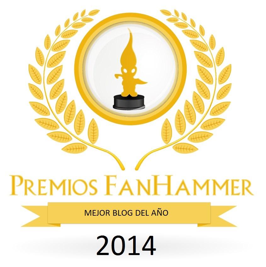 Fanhammer premio blog 2014