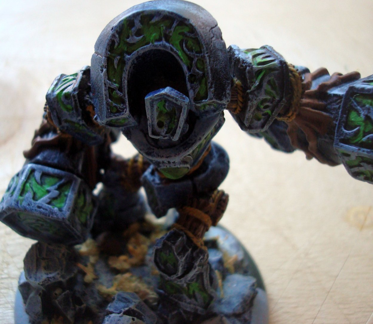 Orboros Wold Guardian detalle