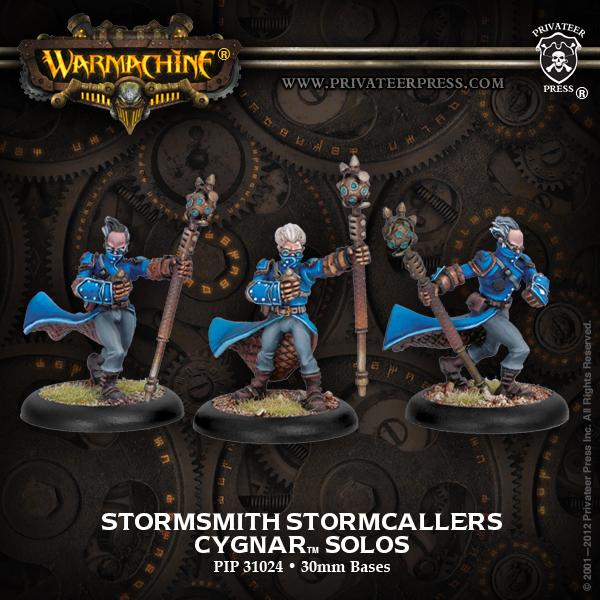 Storsmith Stormcallers