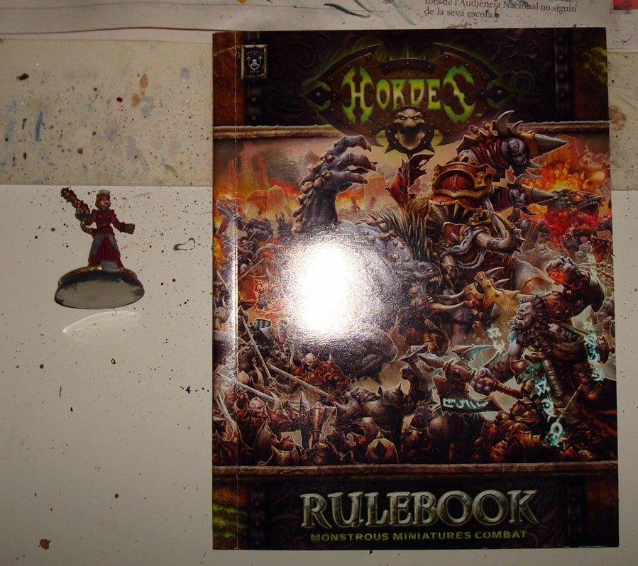 Unboxing Hordes 06 Manual bolsillo