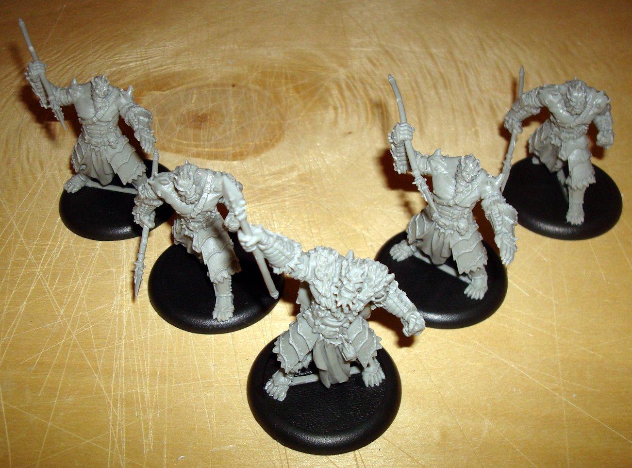 Unboxing Hordes 16 Ogrun