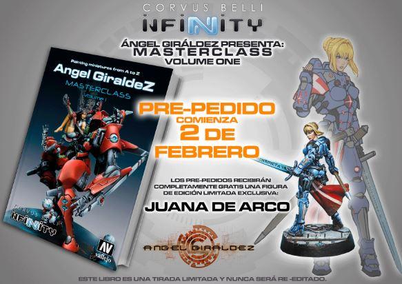 Angel Giraldez Masterclass