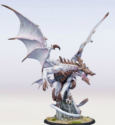 Hordes Everblight Archangel