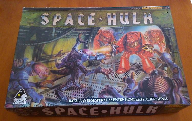 Space Hulk Diseños Orbitales