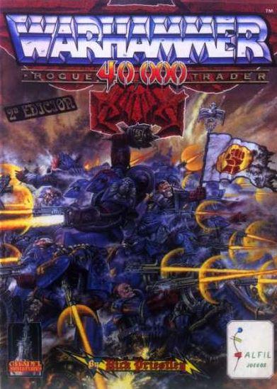 Warhammer 40000 Rogue Trader Alfil
