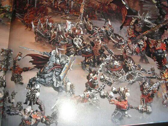 Warhammer Fin de los Tiempos Archaon nuevas minis