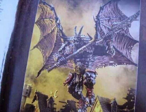 Warhammer Fin de los Tiempos Archaon nuevo Devorador de Almas