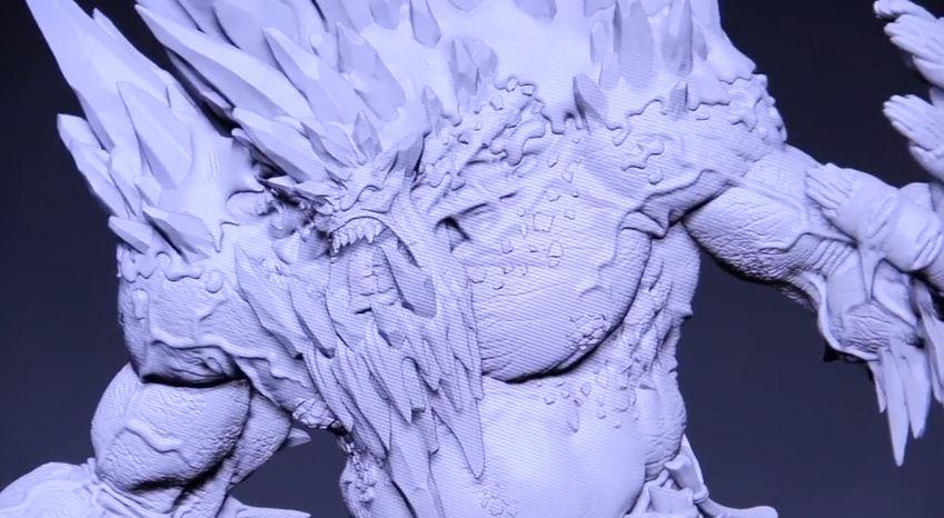 trolls glacier king