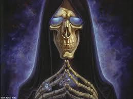 Disckworld Death