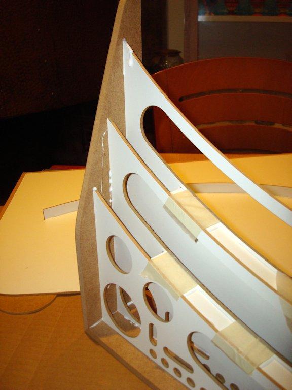 HobbyZone Professional Paint Station 14 Cuidado con el pegamento