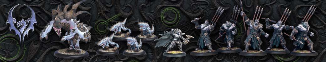Legion Everblight hordes 2 player box