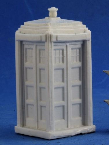 80037 Telephone Box (e Chris Lewis)