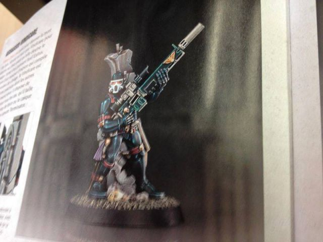 Execution Force 3 Vindicare