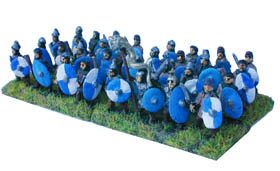 Kallistra Romano British Warriors