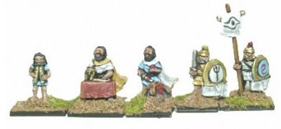 Magister Militum GHO18 Greek command