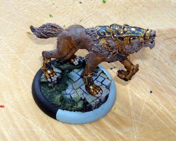 Namarie orboros war wolf