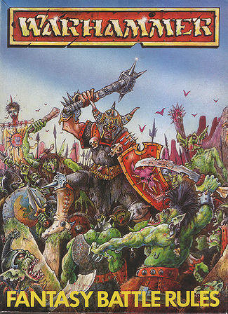 Warhammer 2nd edition