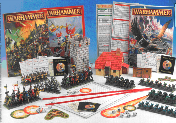 Warhammer 5th edition