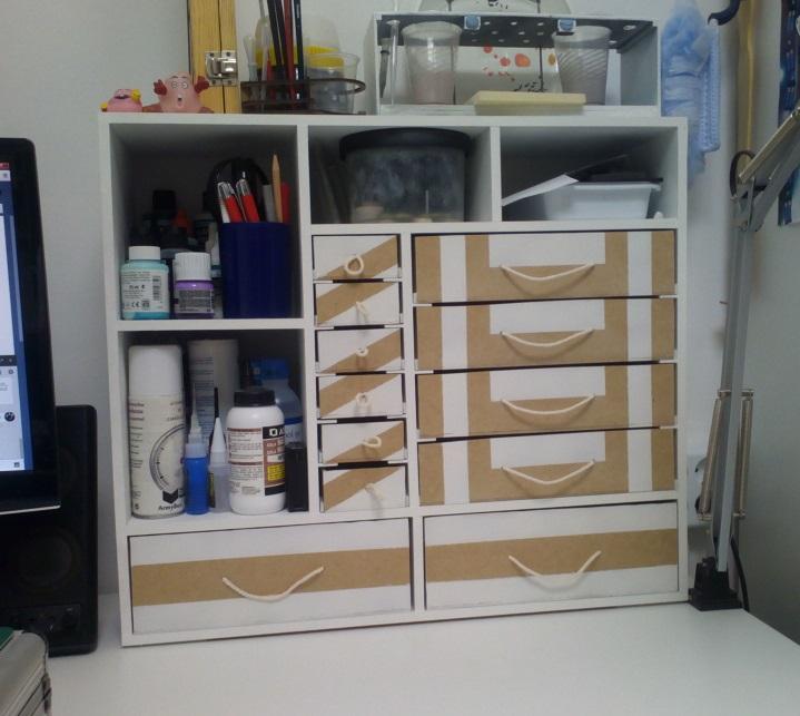 Hobby mueble para herramientas casero cargad - Mueble para herramientas ...