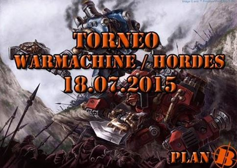 Torneo Plan B warmahordes 20150718