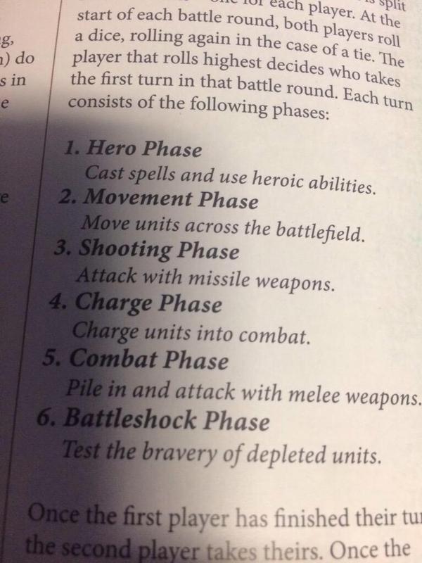Warhammer Age of Sigmar Reglas 1