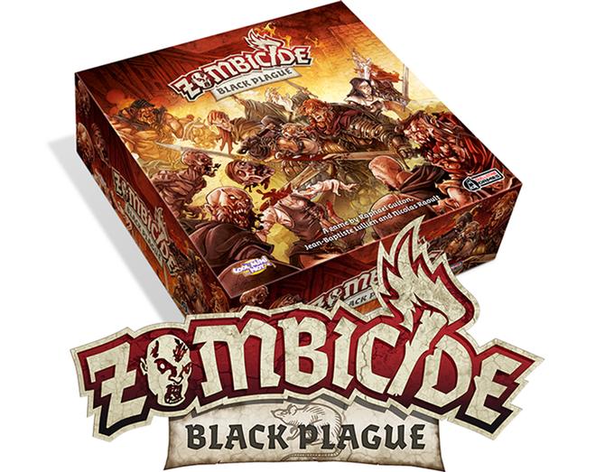 Zombicide Black Plague 1