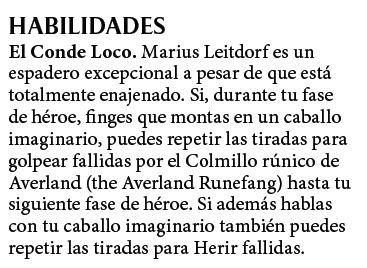 Age of Sigmar Marius Leitdorf