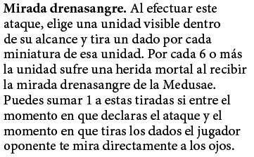 Age of Sigmar Medusa drenasangre