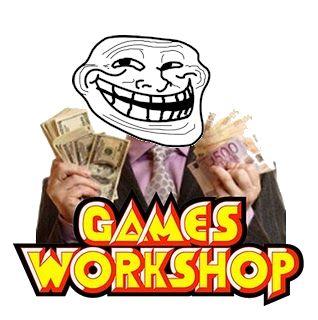 Games Workshop Troll