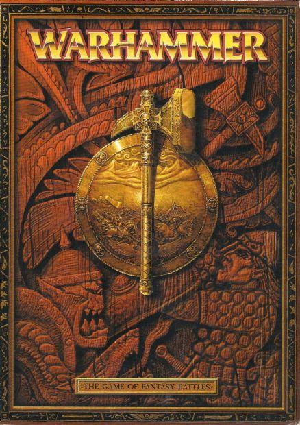 Warhammer 6 edicion reglamento