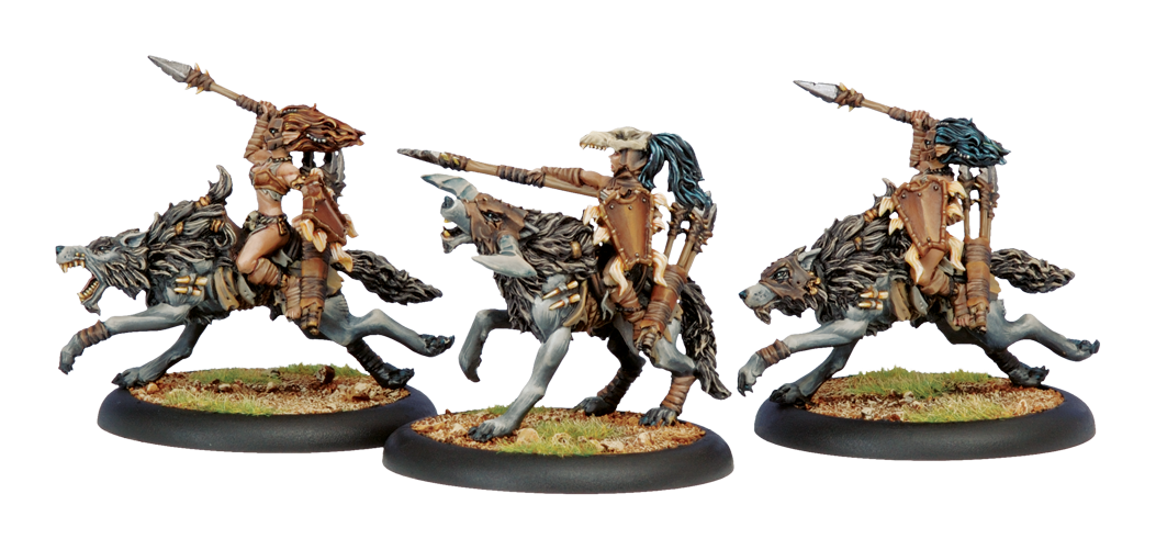 tharn-wolf-riders-unit