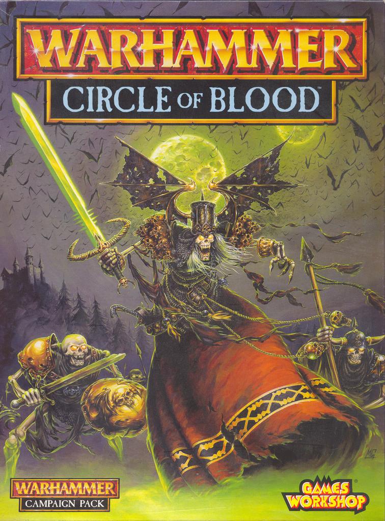 Circulo de Sangre (1997)