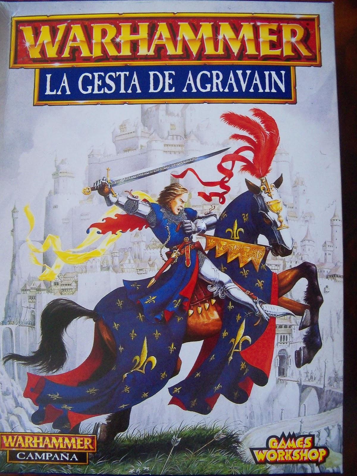 La Gesta de Agravain (1997)