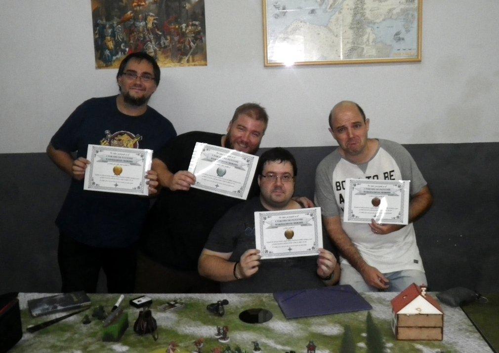 Torneo de Patanes Trofeos