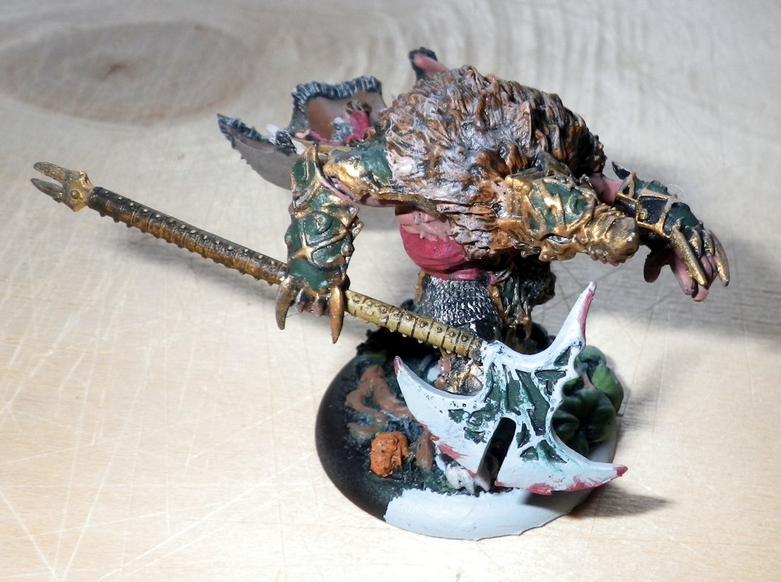 Warpborn Skinwalker Alpha