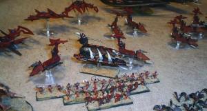 Un Culto de Brujas desembarca de su Barcaza del Placer